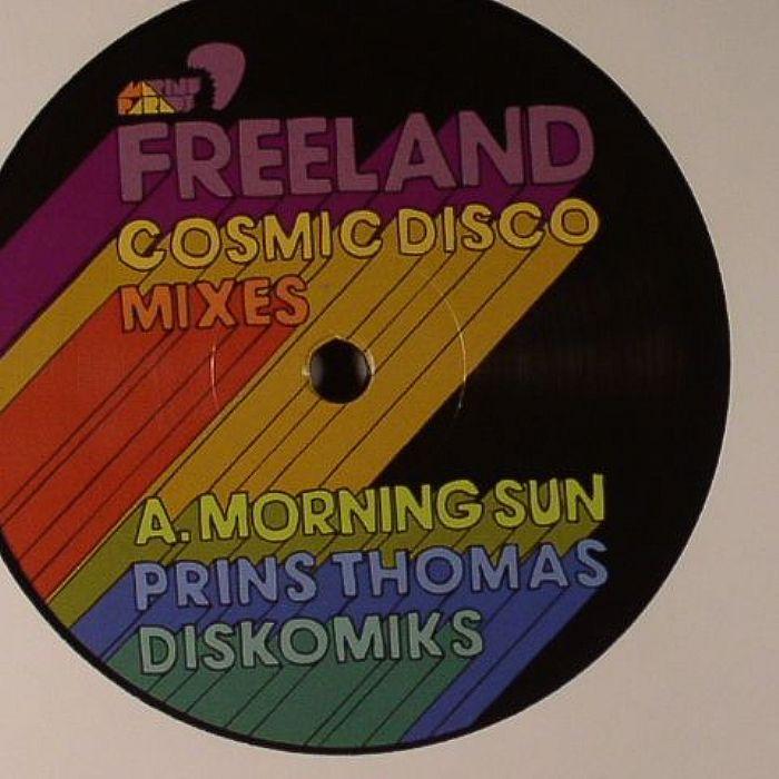 "Freeland/MORNING SUN-PRINS THOMAS RX 12"""
