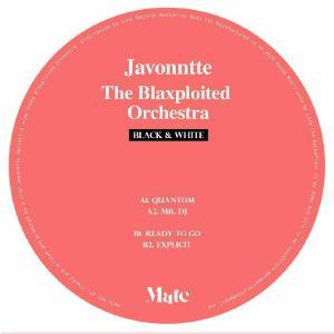 "Javonntte/BLACK & WHITE EP 12"""