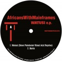 """Africans With Mainframes/WATUSI EP 12"""""""