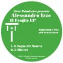 """Alessandro Izzo/II FRAGILE EP 12"""""""