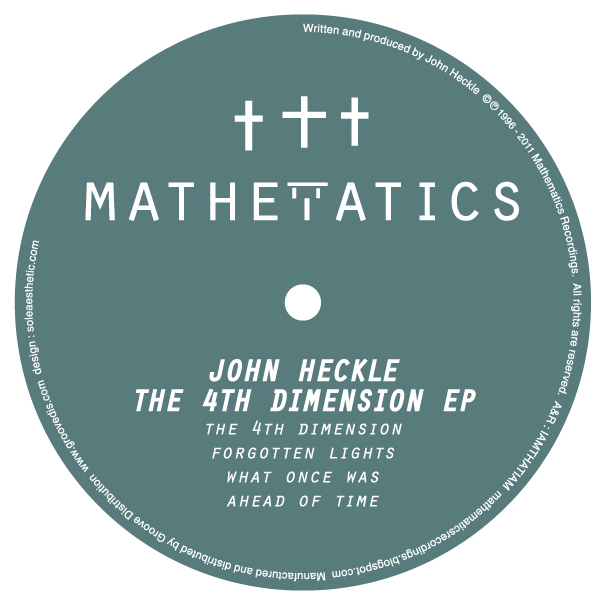 John Heckle/THE 4TH DIMENSION EP 12""