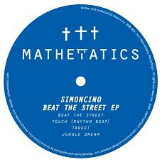 "Simoncino/BEAT THE STREET EP 12"""