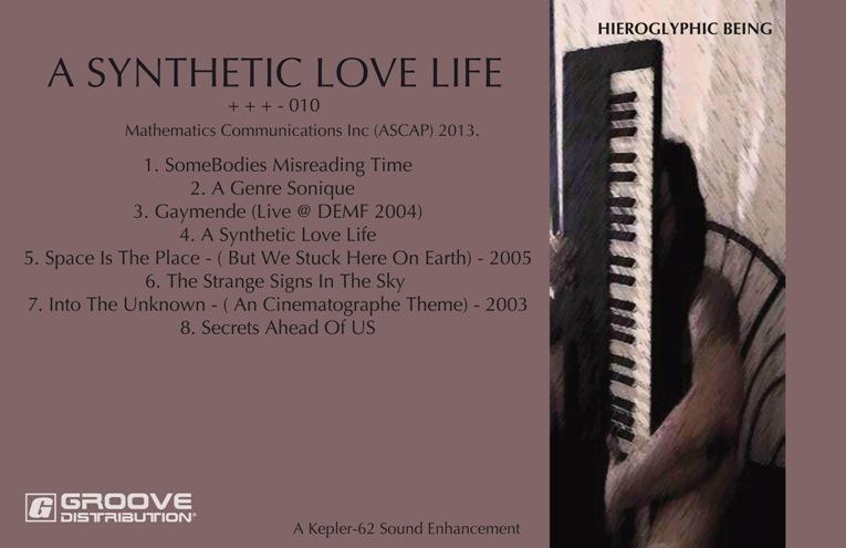 Hieroglyphic Being/+++ 10 LOVE LIFE DLP
