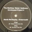 "Matty Heilbronn/UNRELEASED VOL. 4 12"""