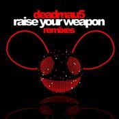 "Deadmau5/RAISE YOUR WEAPON-STIMMING 12"""