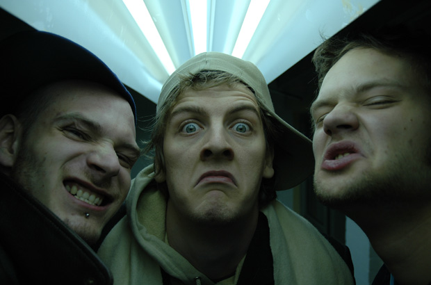 """Noisia/TOMMY'S THEME 1-SIDED 12"""""""