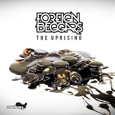 Foreign Beggars/THE UPRISING CD