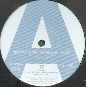 "Aroma/GROOVING (REMIXES) 12"""
