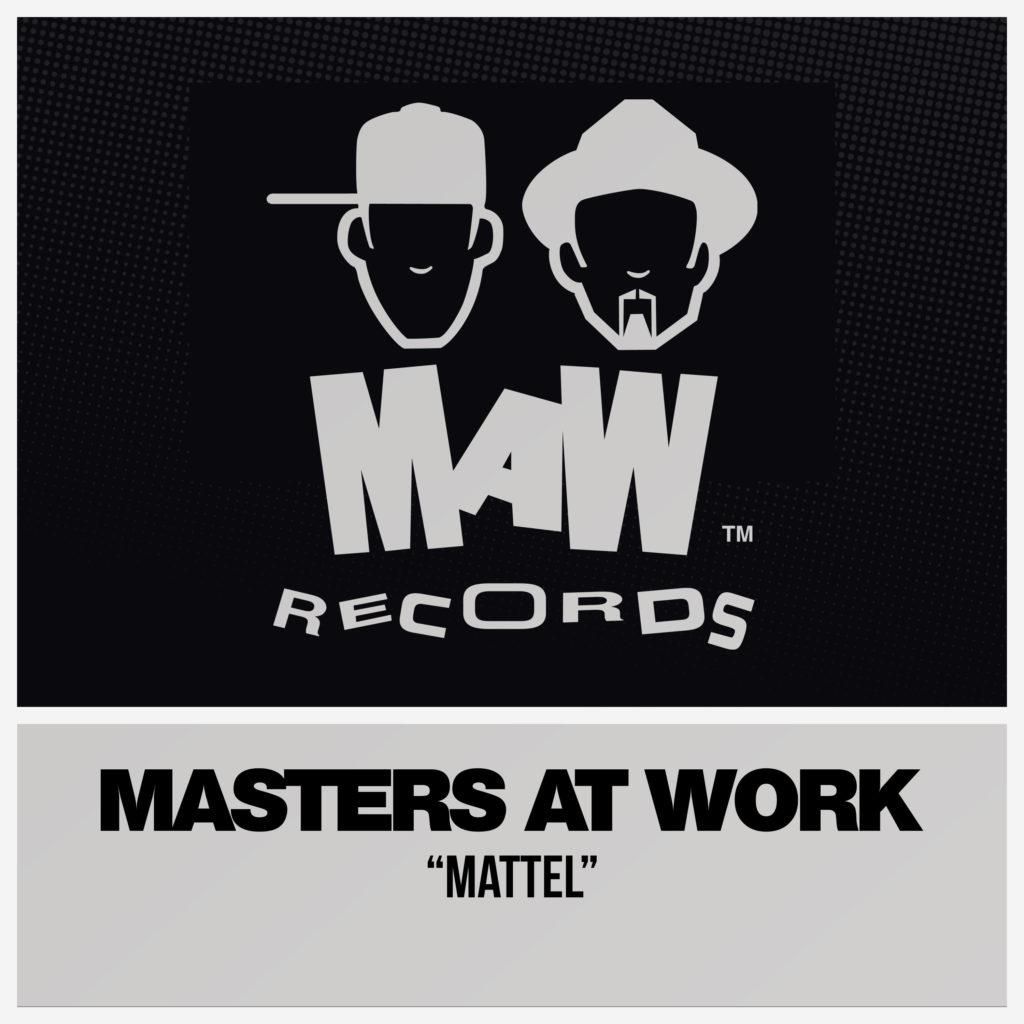"Masters At Work/MATTEL 12"""