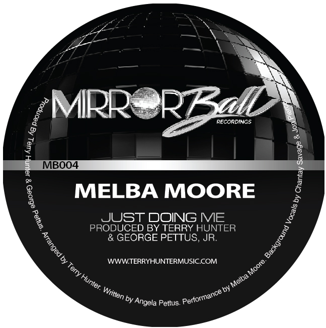 """Melba Moore/JUST DOING ME 12"""""""