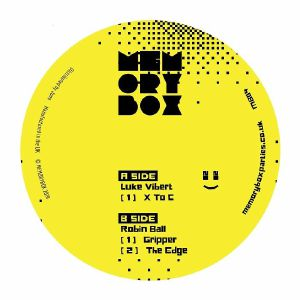 Luke Vibert/X TO C 12""