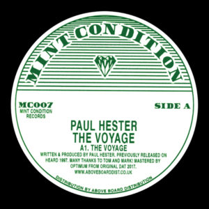 Paul Hester/THE VOYAGE 12""