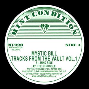"""Mystic Bill/TRACKS FROM THE VAULT V1 12"""""""