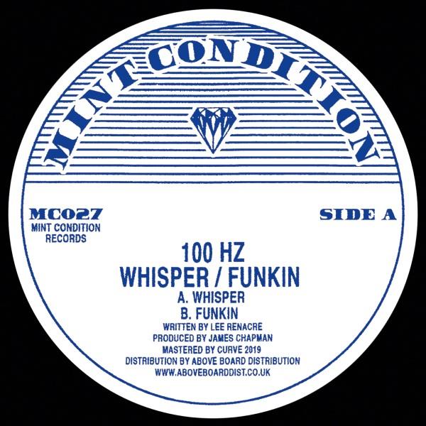 """100 Hz/WHISPER 12"""""""