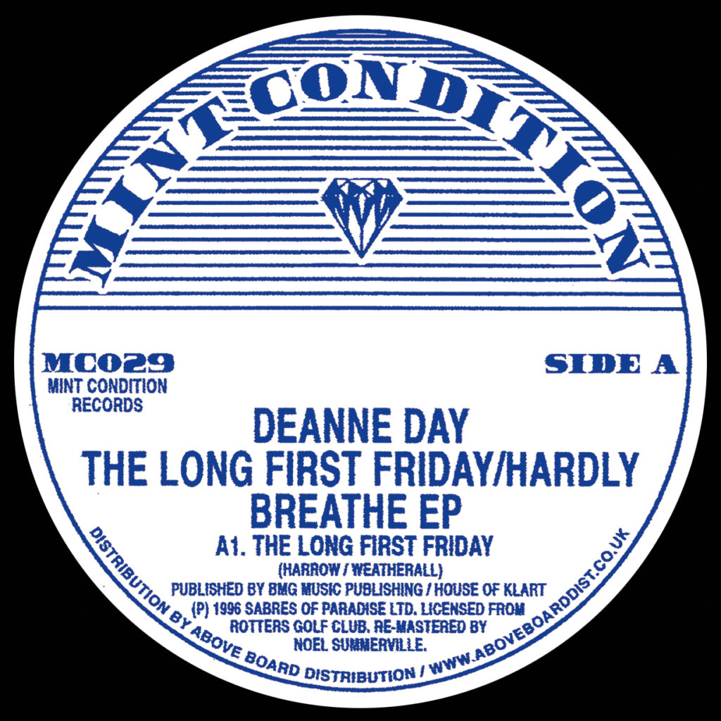 Deanne Day/THE LONG FIRST DAY EP 12""