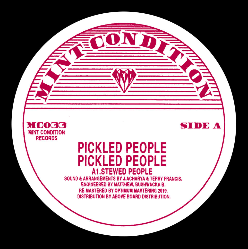 "Pickled People/PICKLED PEOPLE EP 12"""
