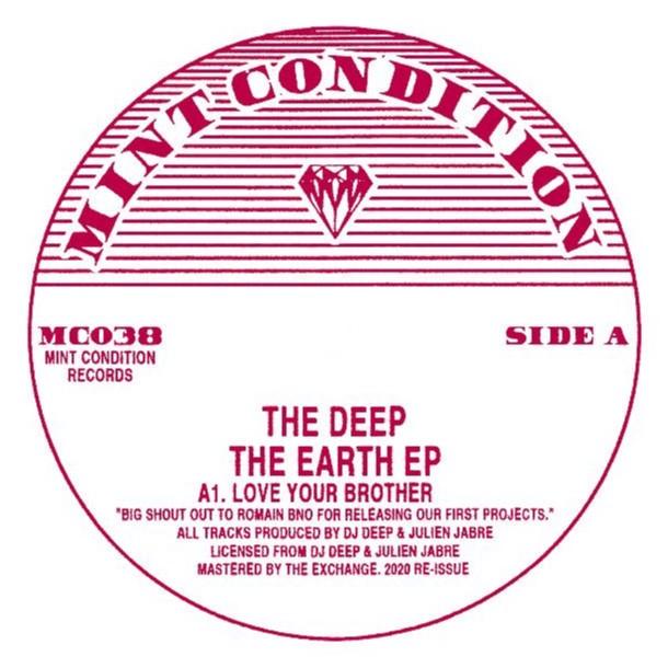 "Deep, The/THE EARTH EP 12"""