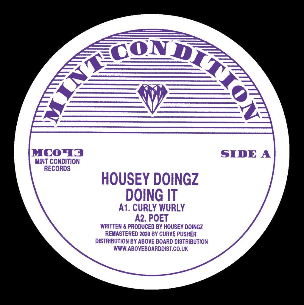 """Housey Doingz/DOING IT EP 12"""""""