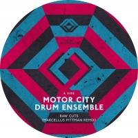 "Motor City Drum Ens/RAW CUTS REMIX 12"""