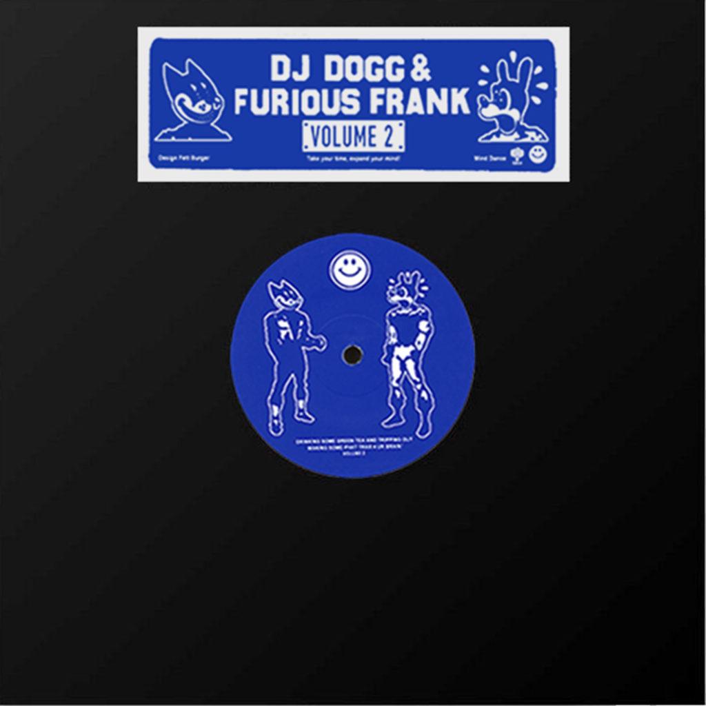 """DJ Dogg & Furious Frank/VOLUME 2 12"""""""