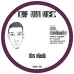 """Dub Mechanics/THE CLASH 12"""""""