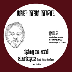 Gantz/DYING ON ACID 12""
