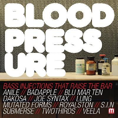 Various/BLOOD PRESSURE DLP
