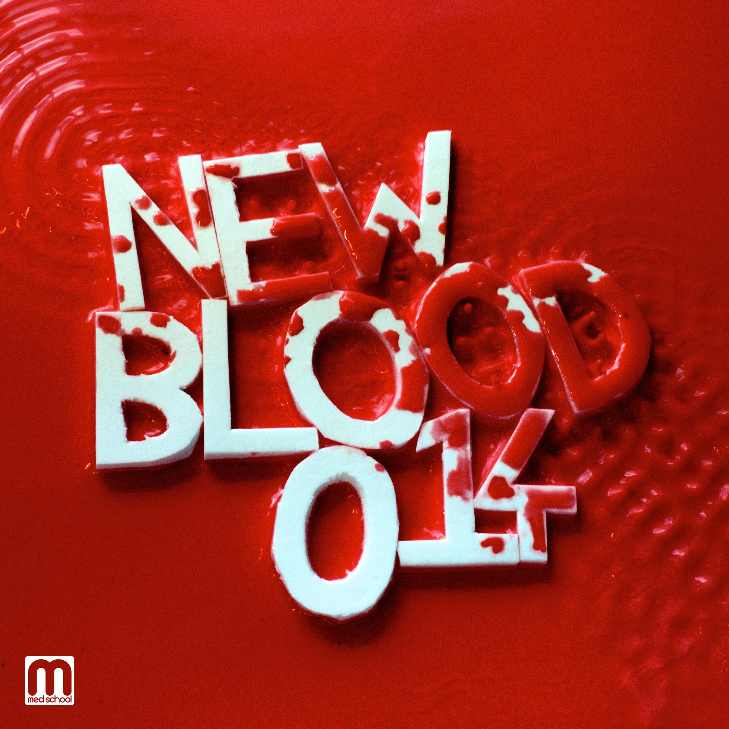Various/NEW BLOOD 014 LP + CD