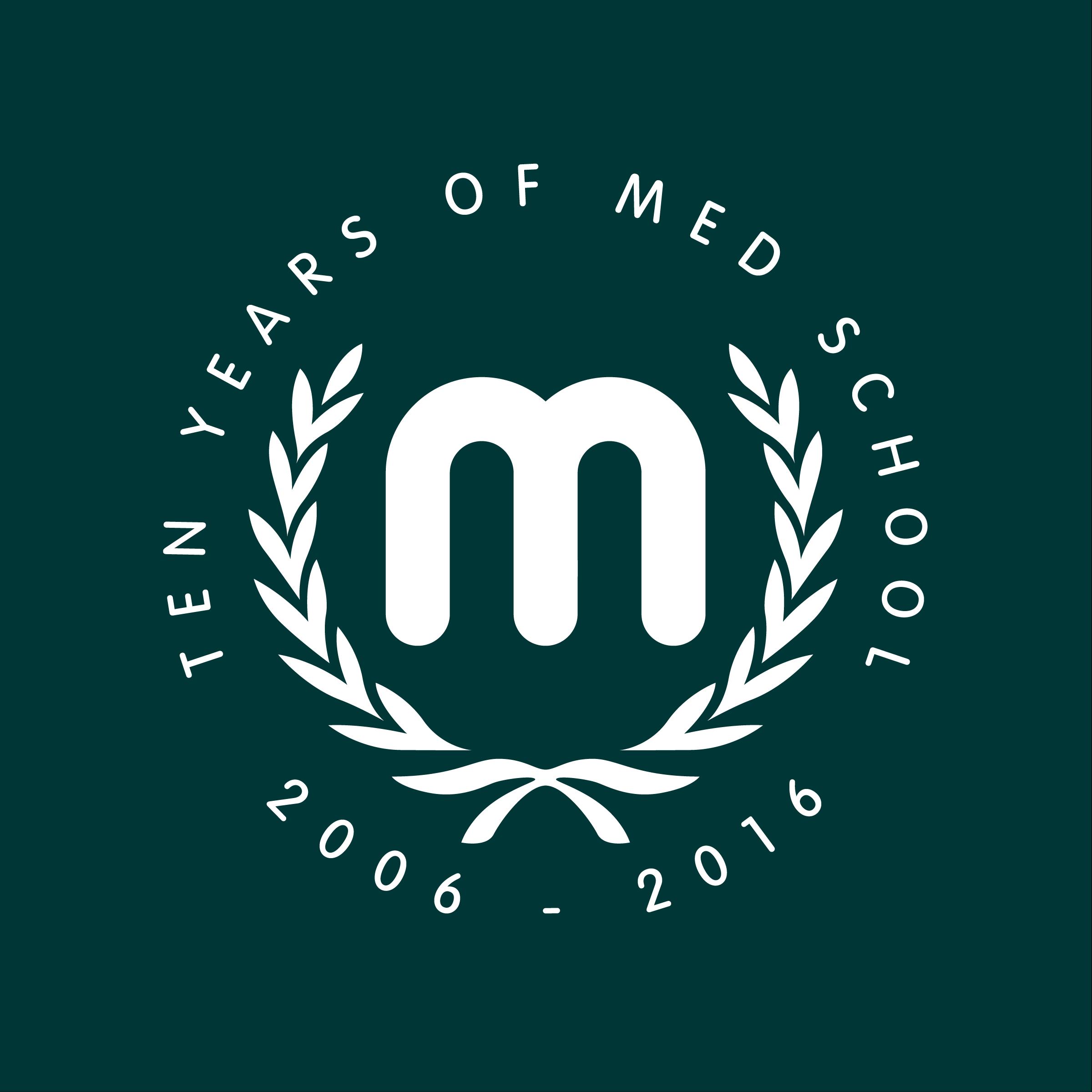 Various/TEN YEARS OF MED SCHOOL LP + CD