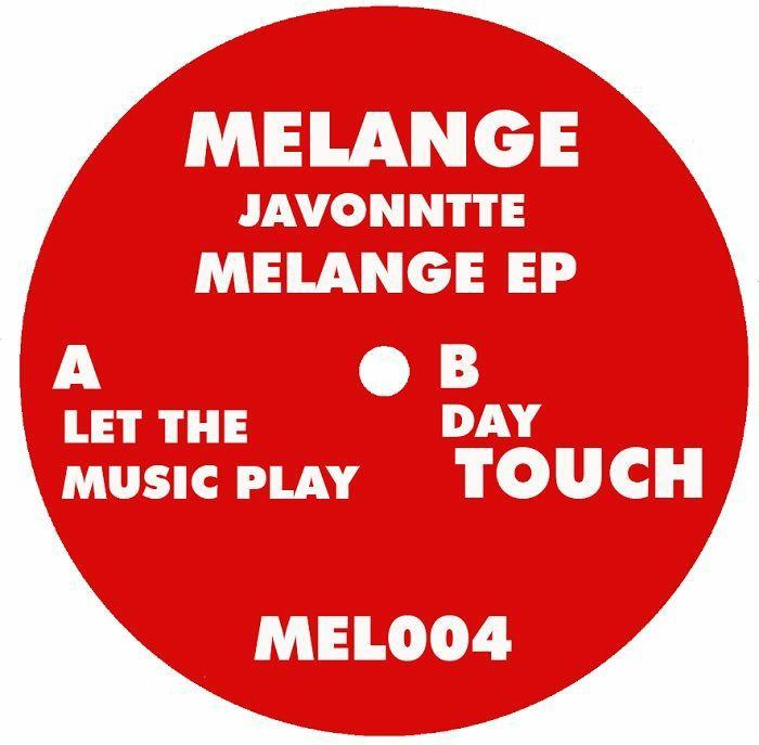 """Javonntte/MELANGE EP 12"""""""