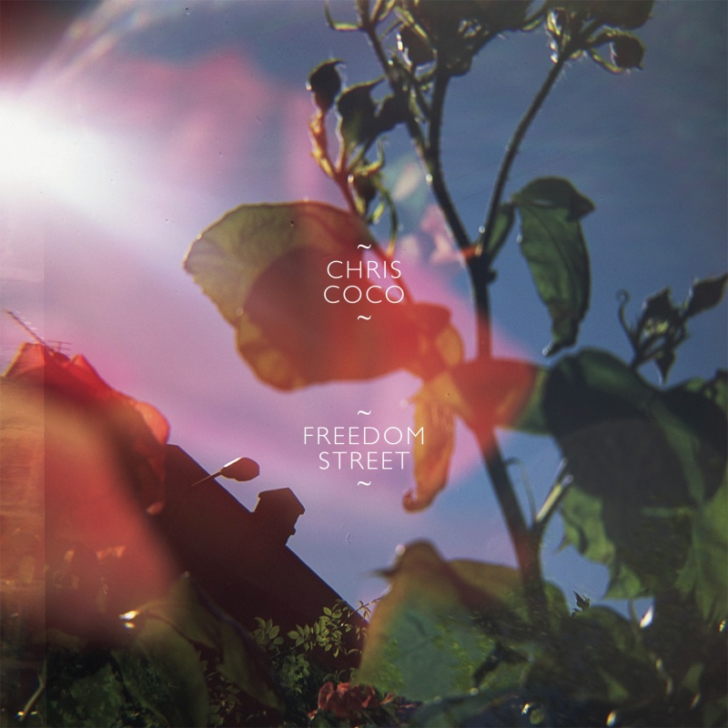 Chris Coco/FREEDOM STREET  LP