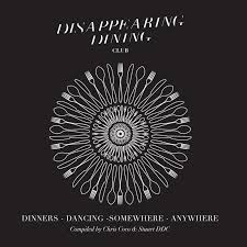 Chris Coco/DISAPPEARING DINING CLUB CD