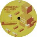 Modular Men/ACID MANEUVERS EP 12""