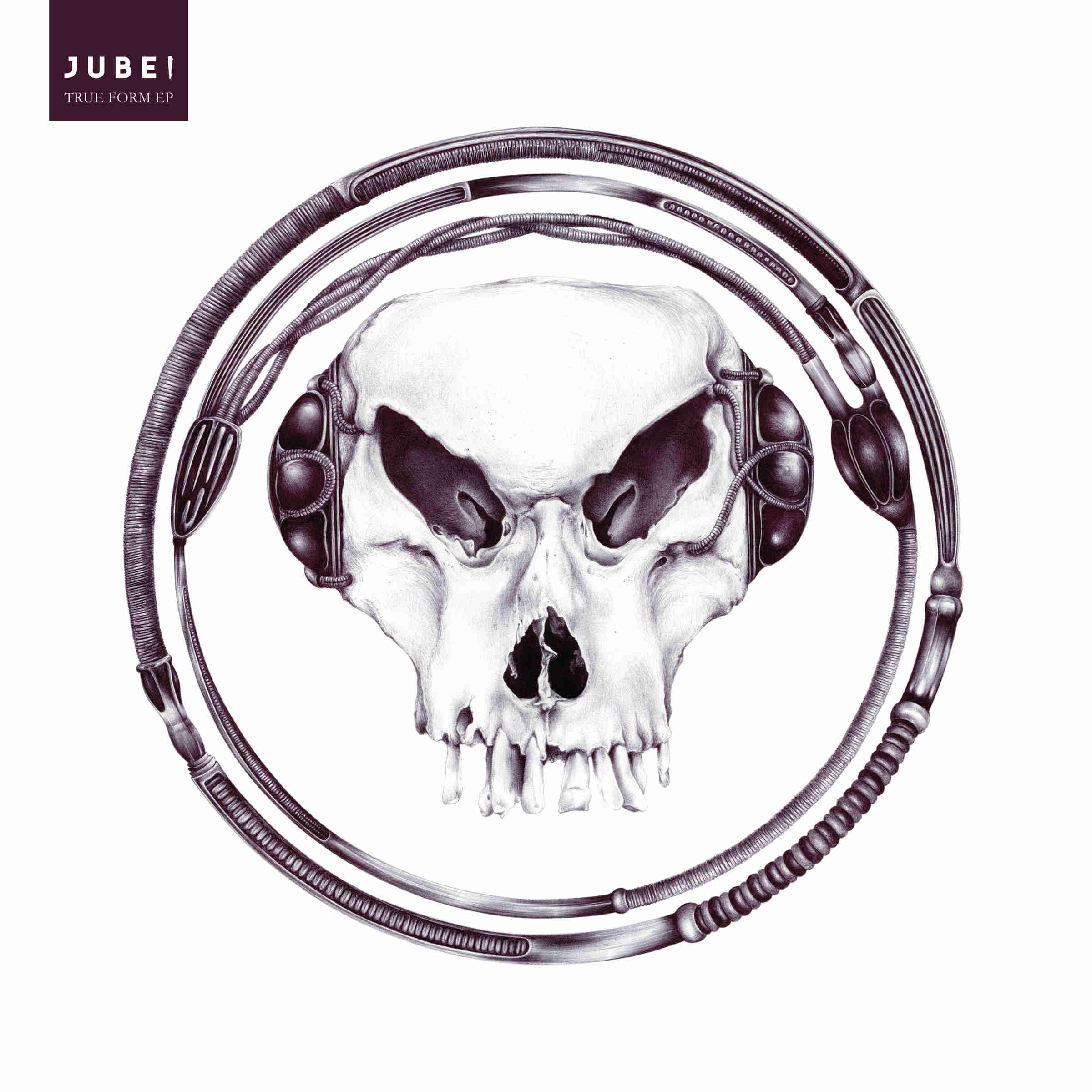 """Jubei/TRUE FORM EP 12"""""""
