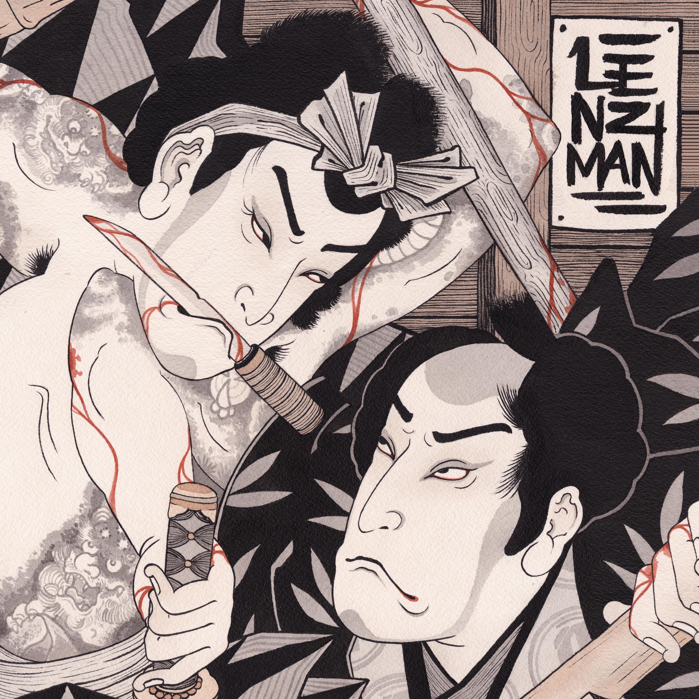 """Lenzman/GOLDEN AGE EP 12"""""""