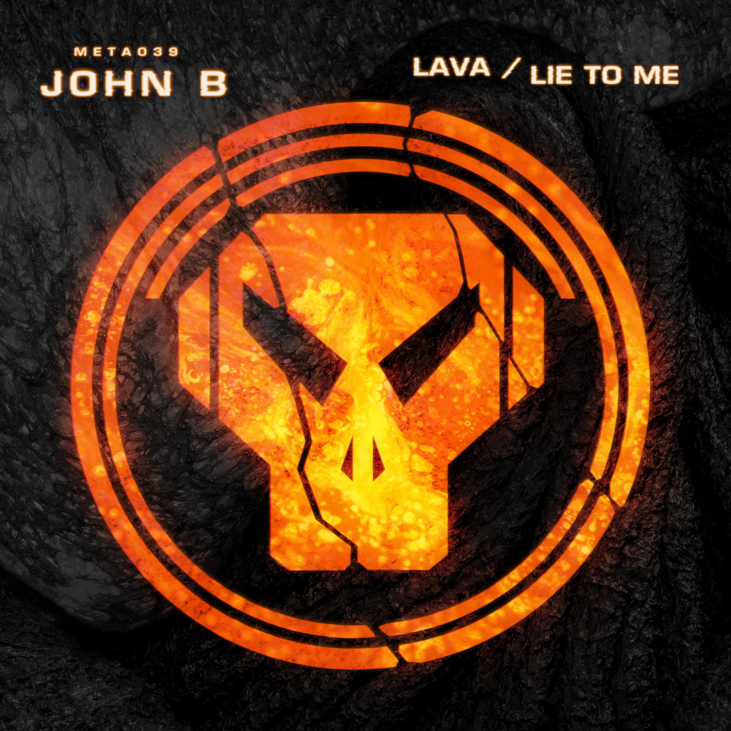 """John B/LAVA 12"""""""