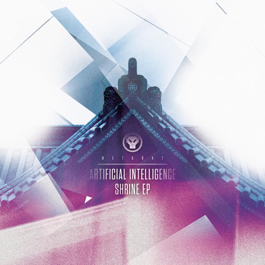 """A.I./SHRINE EP 12"""""""