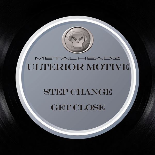 "Ulterior Motive/STEP CHANGE 12"""