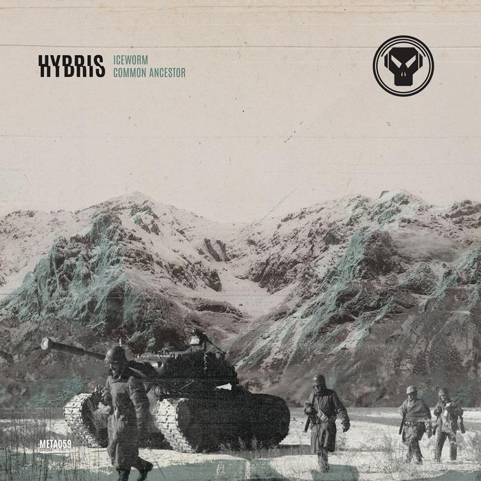 "Hybris/ICEWORM 12"""