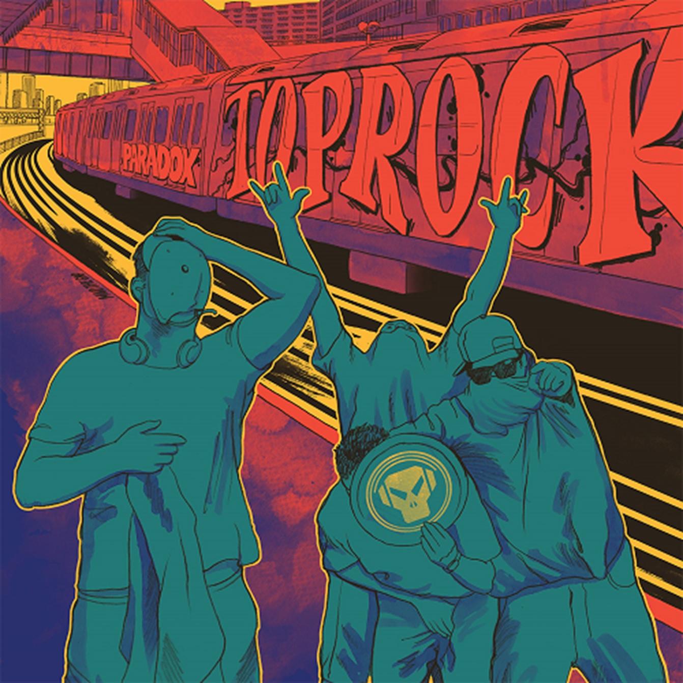 """Paradox/TOPROCK 12"""""""