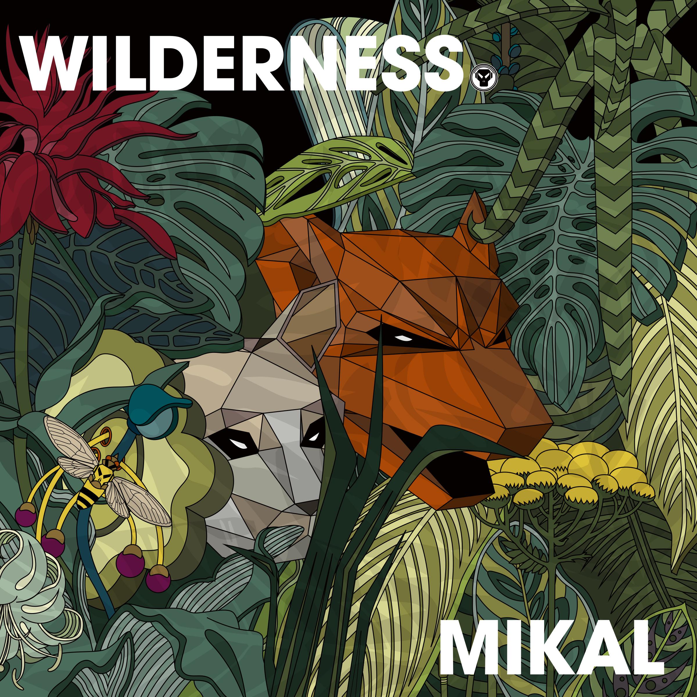 Mikal/WILDERNESS CD