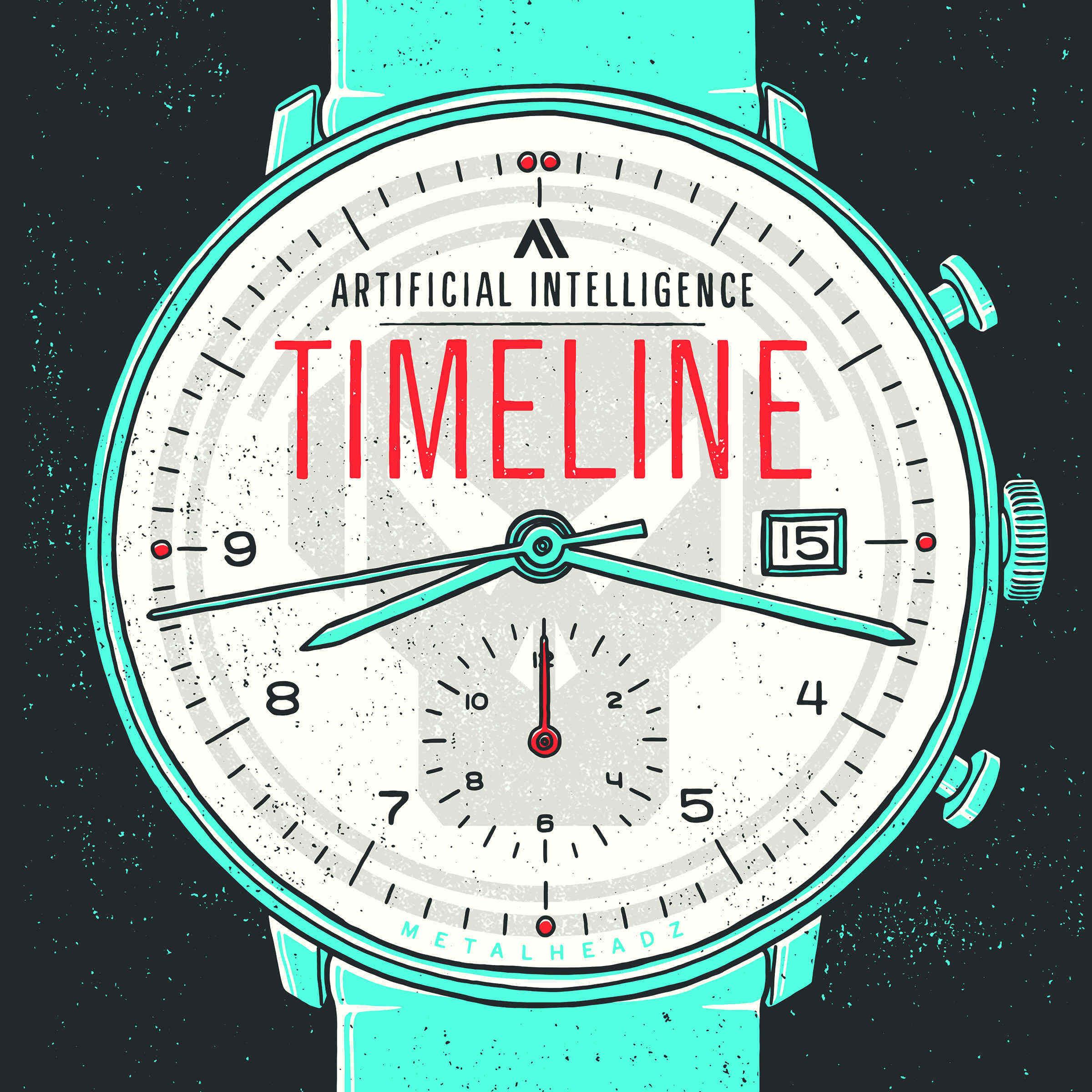 A.I./TIMELINE DLP + CD