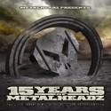 Various/15 YEARS OF METALHEADZ CD