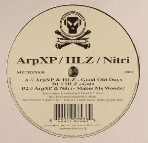 """Arp XP & HLZ/GOOD OLD DAYS 12"""""""