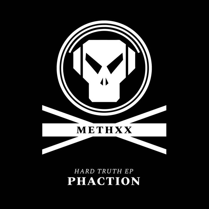 "Phaction/HARD TRUTH EP 12"""