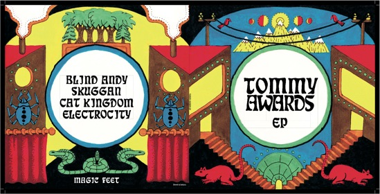 """Tommy Awards/BLIND ANDY EP 12"""""""