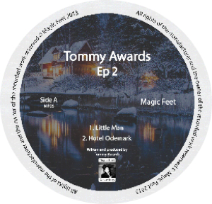 """Tommy Awards/EP 2 12"""""""