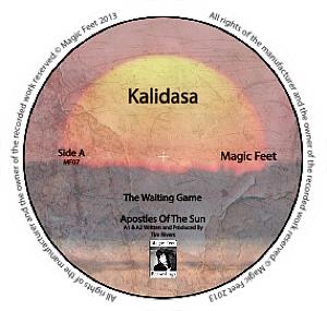 "Kalidasa/THE WAITING GAME 12"""