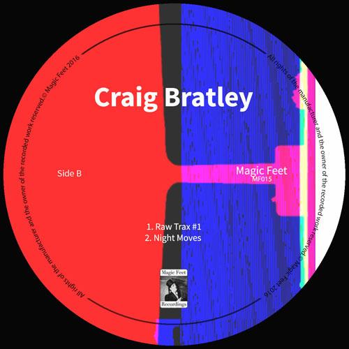 """Craig Bratley & Roe Deers/SPLIT 12"""""""