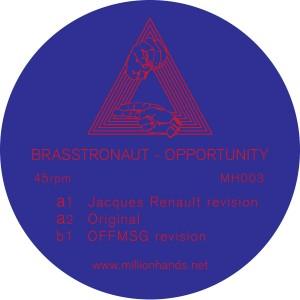 "Brasstronaut/OPPORTUNITY 12"""
